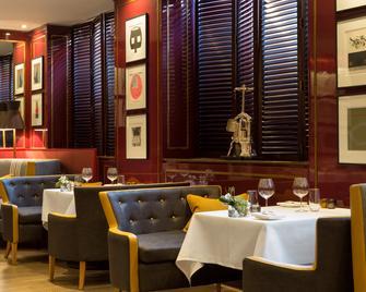 The Balmoral Hotel - Edimburgo - Ristorante