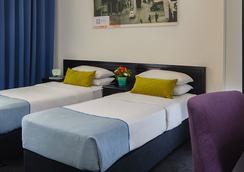 Port Hotel Tel Aviv - Tel Aviv - Makuuhuone