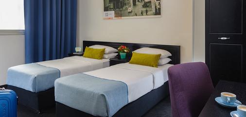 Port Hotel Tel Aviv - Τελ Αβίβ - Κρεβατοκάμαρα