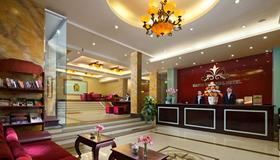 Imperial Hotel & Spa - Hanoi - Rezeption
