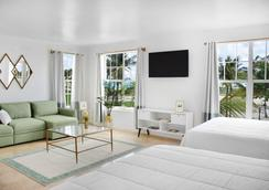 Beach Park Hotel - Miami Beach - Bedroom