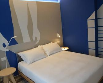 L'Alba Hotel - Marina Di Pietrasanta - Slaapkamer