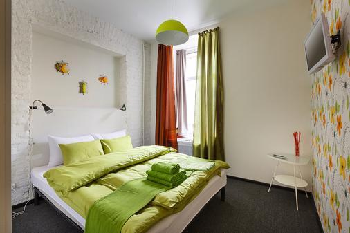 Station Hotel K43 - Санкт-Петербург - Спальня