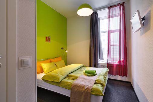 Station Hotel Z12 - Pietari - Makuuhuone