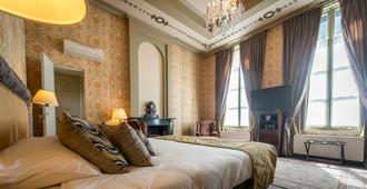 Hotel Jan Brito - Small Elegant Hotels - Bruges - Bedroom