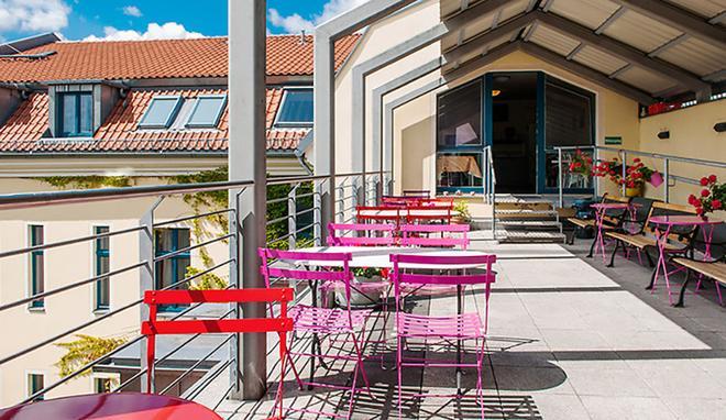 Mikon Eastgate Hotel - Berlin - Balcon
