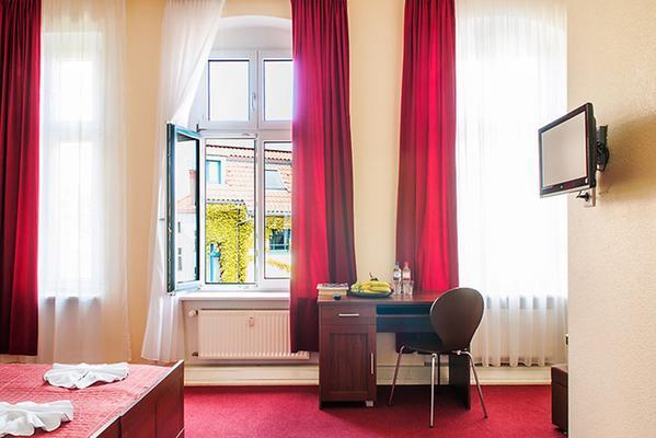 Mikon Eastgate Hotel - Berlin - Chambre