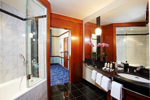 Seaside Park Hotel Leipzig - Leipzig - Bathroom