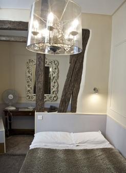 Hôtel Paris Saint-Honoré - Paris - Bedroom