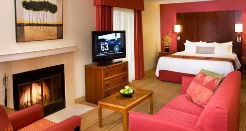 Residence Inn by Marriott Irvine Spectrum - Irvine - Bedroom