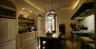 Villa Sestilia - Montaione - Kitchen