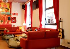 Ok Hostel Madrid - Madrid - Lounge