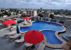 Bénin Royal Hôtel - Cotonou - Pool