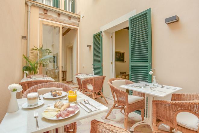 Ah Art Hotel Palma - Mallorca - Patio