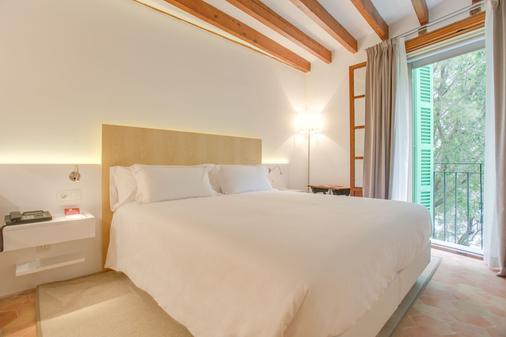 Art Hotel Palma - Thành phố Palma de Mallorca - Phòng ngủ