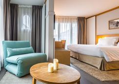 Boutique Hôtel Le Morgane - Chamonix - Bedroom