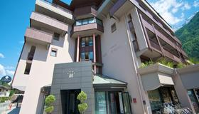 Hôtel Le Morgane - Σαμονί - Κτίριο
