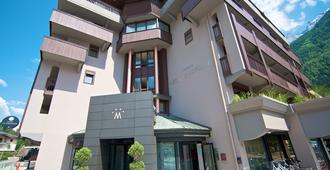 Hôtel Le Morgane - Chamonix - Rakennus
