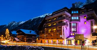 Hôtel Le Morgane - Chamonix - Edifício