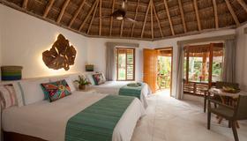 Mahekal Beach Resort - Playa del Carmen - Bedroom