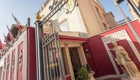 Aurelius Art Gallery Hotel - Rome - Bâtiment
