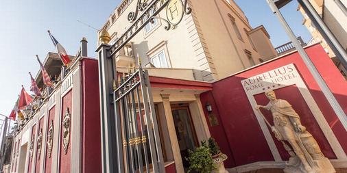 Aurelius Art Gallery Hotel - Rome - Building