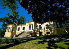 Palac W Malkowie - Sieradz - Edificio