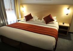 Hotel Teranga - Antibes - Makuuhuone