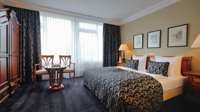Apollofirst Boutique Hotel - Amsterdam - Bedroom