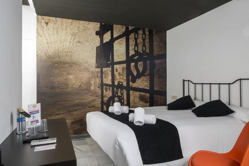 Casual Don Juan Tenorio Sevilla - Севилья - Спальня