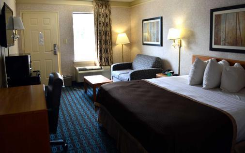 Deluxe Inn - Fayetteville - Fayetteville - Makuuhuone
