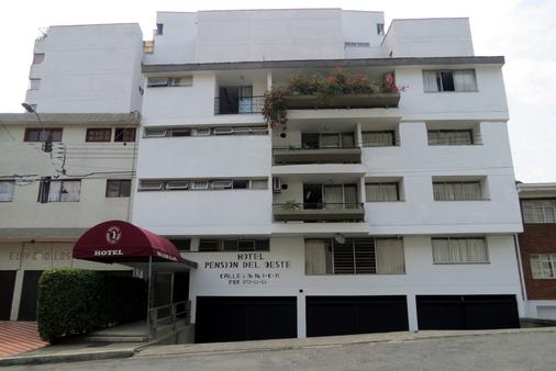 Hotel Del Oeste B&B - Santiago de Cali - Edificio