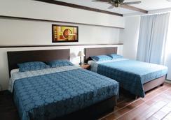 Hotel Del Oeste B&B - Santiago de Cali - Habitación