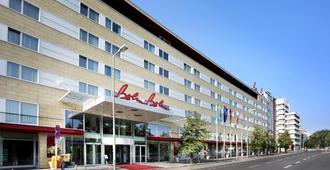 Hotel Berlin, Berlin - Berlino - Edificio