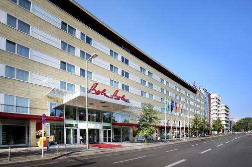 Hotel Berlin, Berlin - Berliini - Rakennus