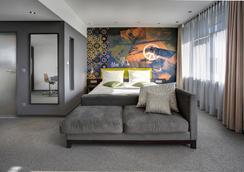 柏林飯店 - 柏林 - 臥室
