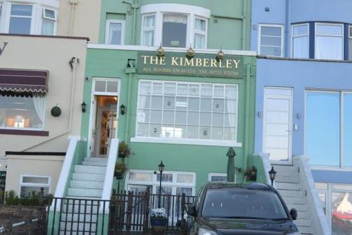 Kimberley Seafront Hotel - Scarborough - Building