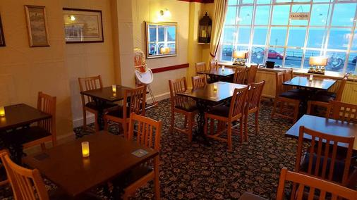 Kimberley Seafront Hotel - Scarborough - Dining room