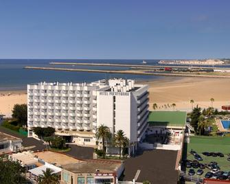 Hotel Puertobahia & Spa - Эль-Пуэрто-де-Санта-Мария - Здание