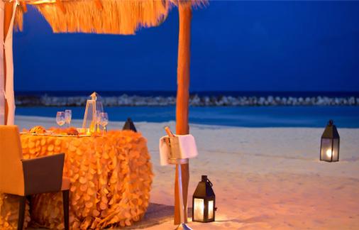 Krystal Grand Punta Cancun - Cancún - Strand