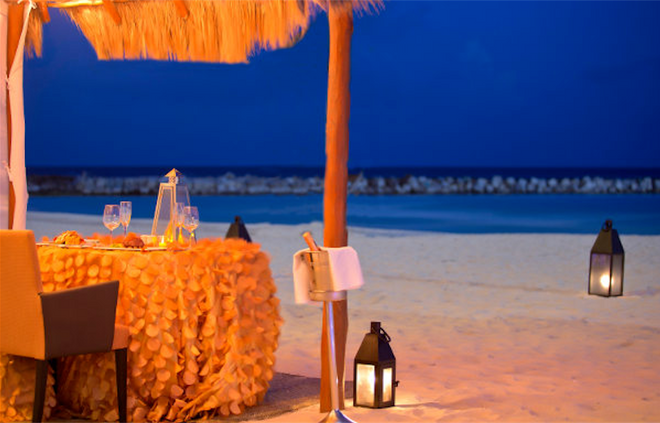 Krystal Grand Punta Cancun - Cancún - Ranta