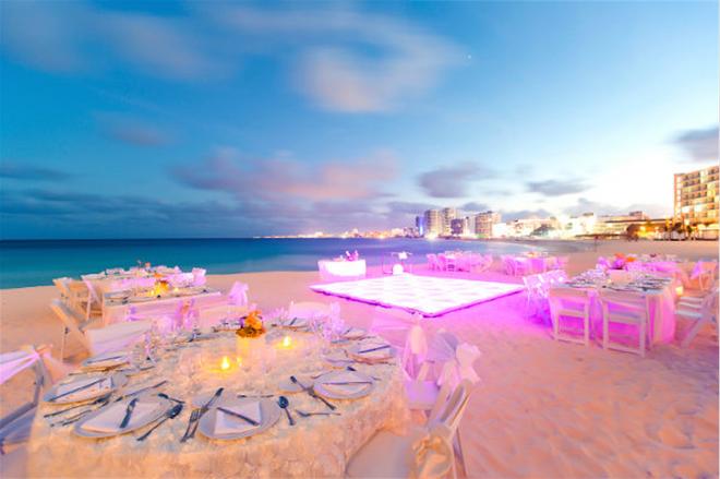 Krystal Grand Punta Cancun - Cancún - Juhlasali