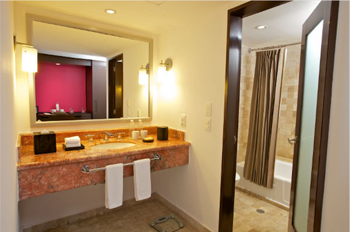 Krystal Grand Punta Cancun - Cancún - Phòng tắm