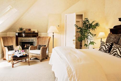 1801 First Luxury Inn - Napa - Bedroom