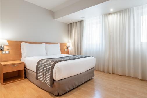 Hotel Exe Puerta de San Pedro - Lugo - Bedroom