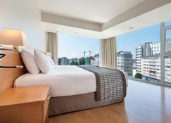 Hotel Exe Puerta de San Pedro - Lugo - Schlafzimmer