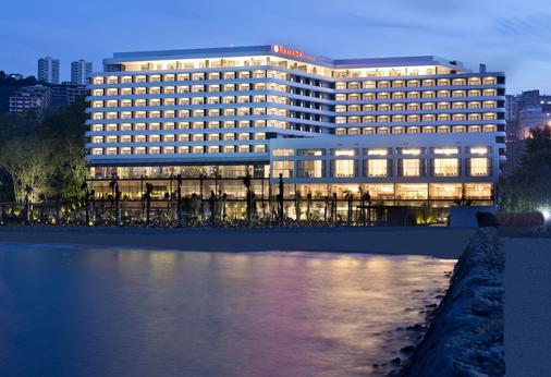 特拉布宗溫德姆華美達廣場飯店 - 特拉布宗 - 建築