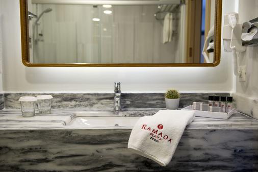 特拉布宗溫德姆華美達廣場飯店 - 特拉布宗 - 浴室