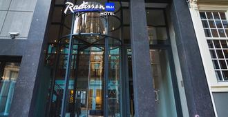 Radisson Blu Hotel, Amsterdam City Center - Ámsterdam - Edificio