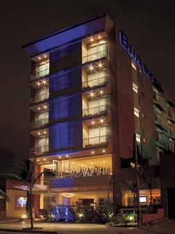 Blue Suites Hotel - Bogotá - Edificio